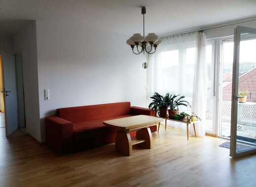 Altengerechte, neuwertige 2-Zimmer-Wohnung mit Balkon und EBK in Dielheim, Ortsmitte