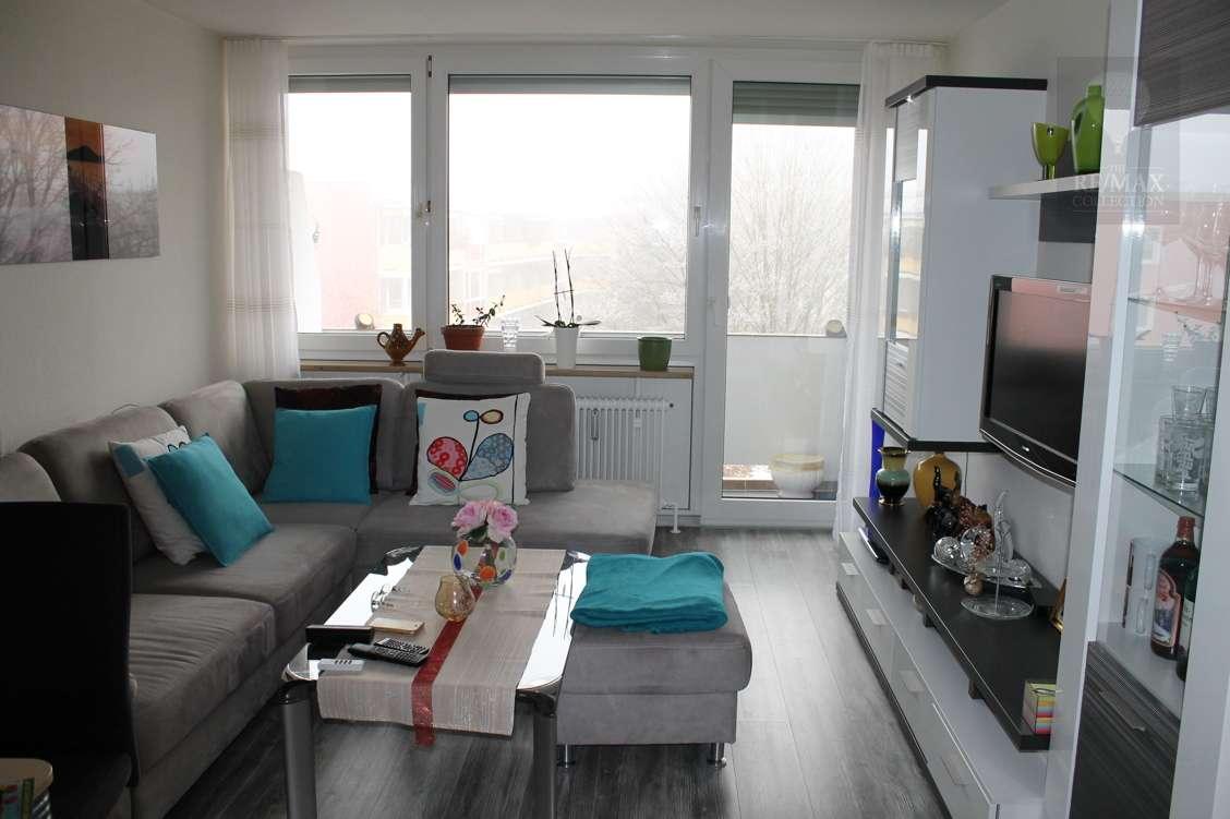 VERMIETUNG BEFRISTET FÜR 1 JAHR !  Komplett möblierte und voll ausgestattete 2-Zimmer-Wohnung. in Haar (München)