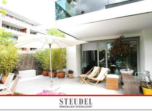 ++++Stadthaus Derendorf (Haus im Haus Maisonette Gartenwohnung)++++
