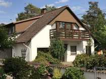 Bild Wietze-Hornbostel: Gepflegtes Zweifamilienhaus auf sonnigem Grundstück