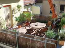 Sonnige Wohnung mit großer Terrasse