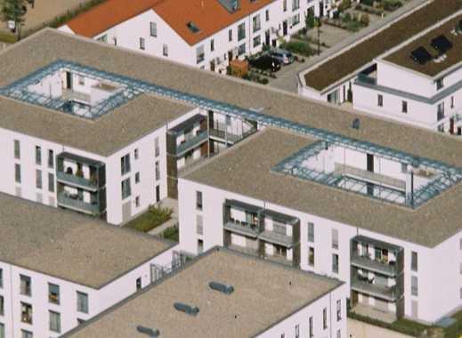 Barrierefreie Wohnung mit Balkon in ruhiger Lage