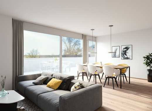 Tolle 4-Zimmer-Penthouse-Wohnung (B09)