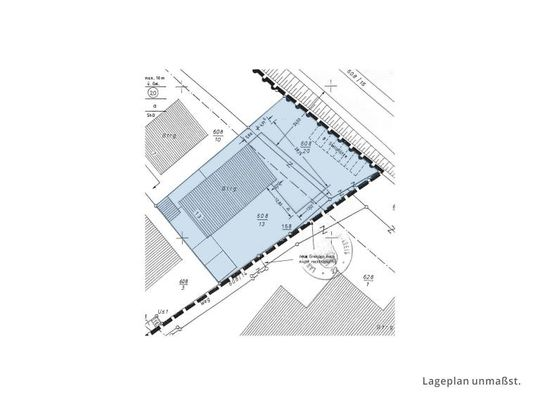 Lageplan Dornstadt