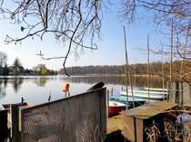 Wohnen am See auf mehreren
