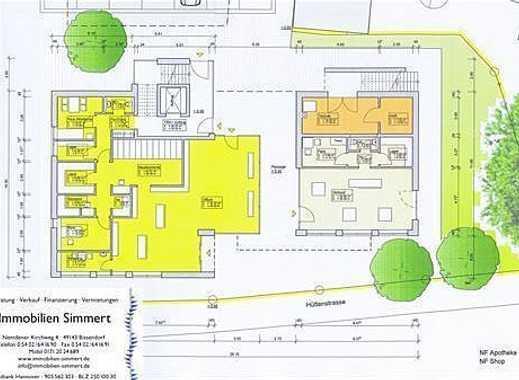 Penthouse,  Apotheke + Arztpraxen in Kernlage gegenüber dem neuen EINKAUFSMARKT, 49170 Hagen aTW