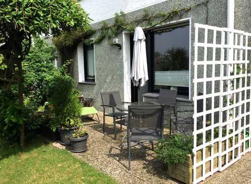 Wohnen auf Zeit: Modern eingerichtetes Single Zweiraum Appartement mit Terrasse