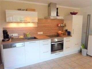 ARNOLD-IMMOBILIEN:  Möblierte Wohnung in ruhiger Lage - voll ausgestattet in