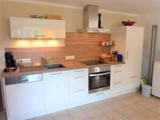 ARNOLD-IMMOBILIEN:  Möblierte Wohnung in ruhiger Lage - voll ausgestattet in Sailauf