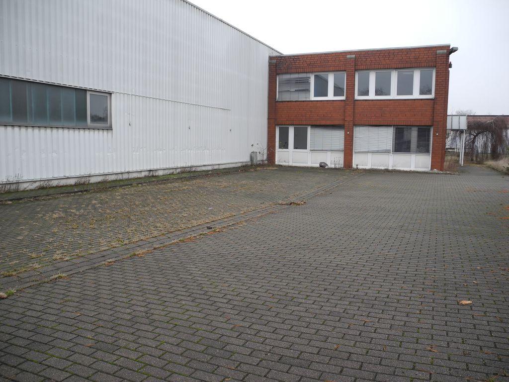 Büro/Frontansicht Höfkerstr. 3
