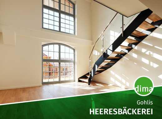 Erstbezug mit EBK | Heeresbäckerei | Traumhafte Maisonette , modernen Bädern, Südbalkon u. v. m.