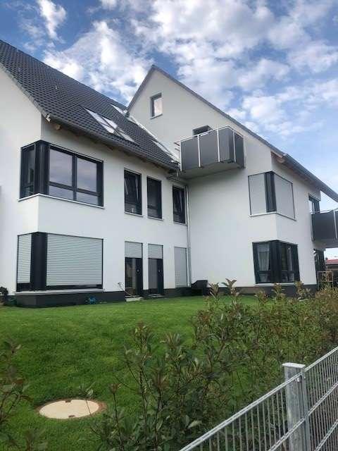 Erstbezug mit großem Balkon: exklusive 4-Zimmer-Maisonette-Wohnung in Nürnberg in