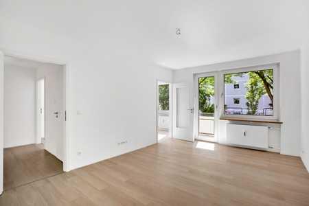 Moderne 1,5-Zimmer-Wohnung mit Balkon in Schwabing-West (München)