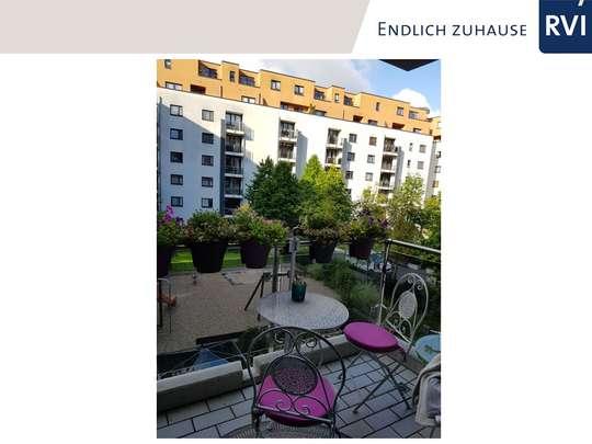 Idyllisch wohnen: Helle 2-Zimmer Wohnung mit Blick in den Innenhof *DIREKT VOM VERMIETER*