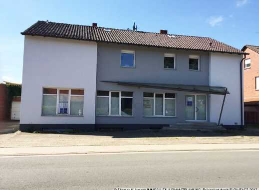 Wohnen und Arbeiten unter einem Dach...ideal für ein Ladenlokal oder Handwerksbetrieb!