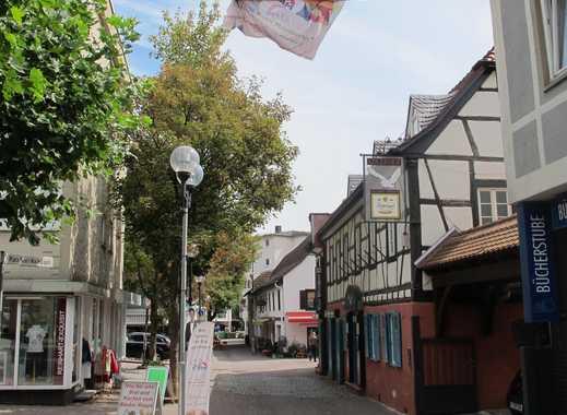 Helles Ladenlokal in der Bad Sodener Fußgängerzone zu vermieten