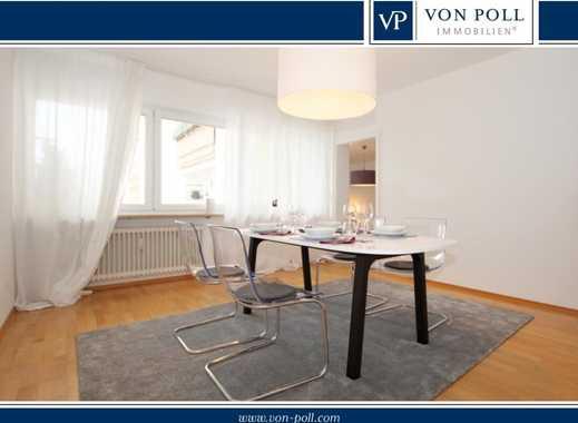 EINZIEHEN & WOHLFÜHLEN: Stilvoll MÖBLIERTE 4-Zimmer Businesswohnung