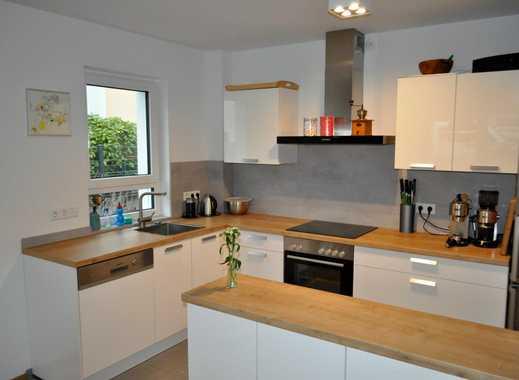 3-Zimmer-Wohnung mit Balkon und Einbauküche in Weinheim