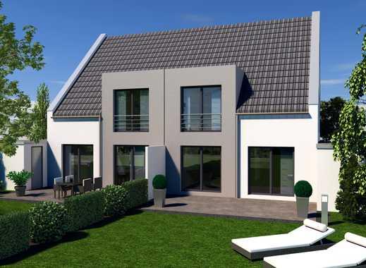 Moderne Doppelhaushälfte In Ruhigem Wohngebiet In Krefeld  Hüls