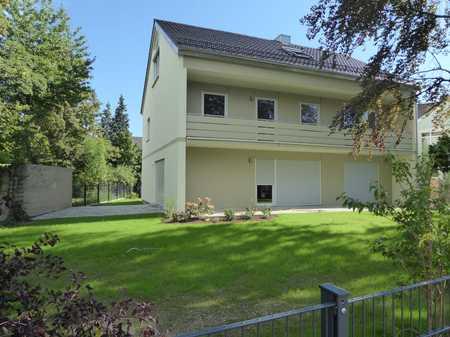 Neuwertige Erdgeschosswohnung mit 2 Terrassen, neuer Küche und Garten - keine WG in Kumpfmühl-Ziegetsdorf-Neuprüll (Regensburg)