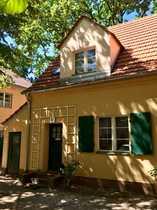 Bild Denkmalgeschütztes Reihenhaus in ruhiger, grüner Lage mit Garten