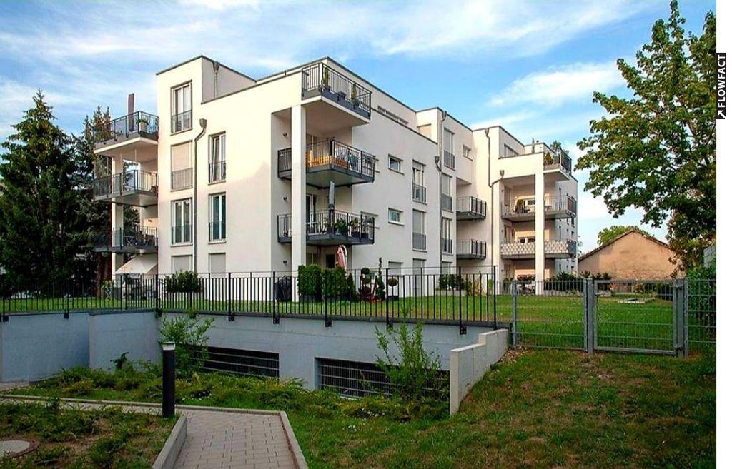 Klein aber fein: Lichtdurchflutete 1 Zimmer-Wohnung (34m² ...