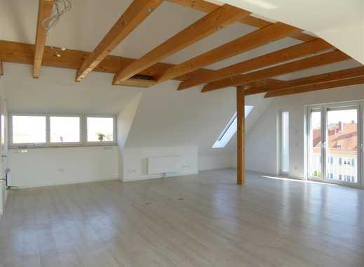 Traumwohnung - 3-Zi., ca. 132 m² (3. OG/DG m. Lift), 2 Bäder, Wintergarten