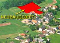 Baugrundstück in der Nationalparkgemeinde Meckenbach