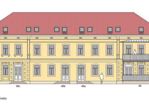 """Reihenmittelhaus mit Terrasse im Denkmalgeschützten """"Eichenhof"""" zu vermieten!"""