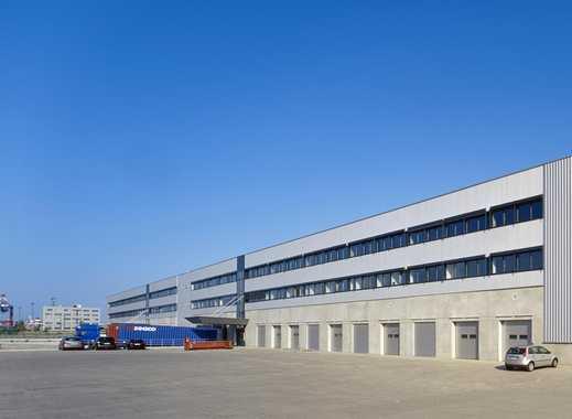 Neubauprojekt: Logistikhalle nach Maß im LogIn Port Bremerhaven