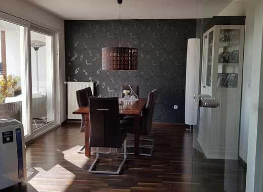 Moderne, lichtdurchflutete 3-Zimmer-Wohnung mit Balkon und EBK in Heuerssen