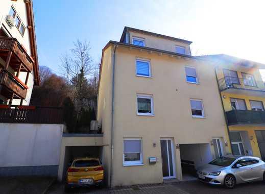 Tolle, fast neuwertige Doppelhaushälfte im Zentrum von Sinsheim