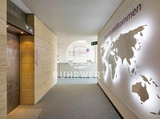 Eingangsbereich von Stilvolle Büros mit Top-Ausstattung und Full-Service - ideal für Start-Ups !!