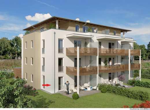 ++ Neubau/Erstbezug++  Helle 4 Zimmer EG - Wohnung mit moderner Ausstattung, Niedrigenergiehaus!