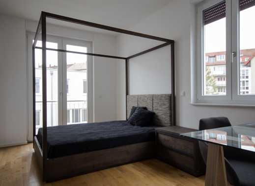 1 modern möbliertes Zimmer in voll ausgestatteter & hochwertiger 4-Zimmer-Wohnung