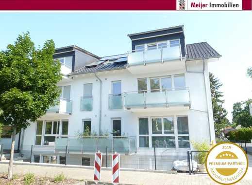 Moderner Neubau: Maisonette - Wohnung in Neu-Isenburg / Buchenbusch – elegante Lebensart mit Stil