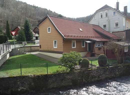 Gemütliches Einfamilienhaus im kleinen Bergdorf Wieda