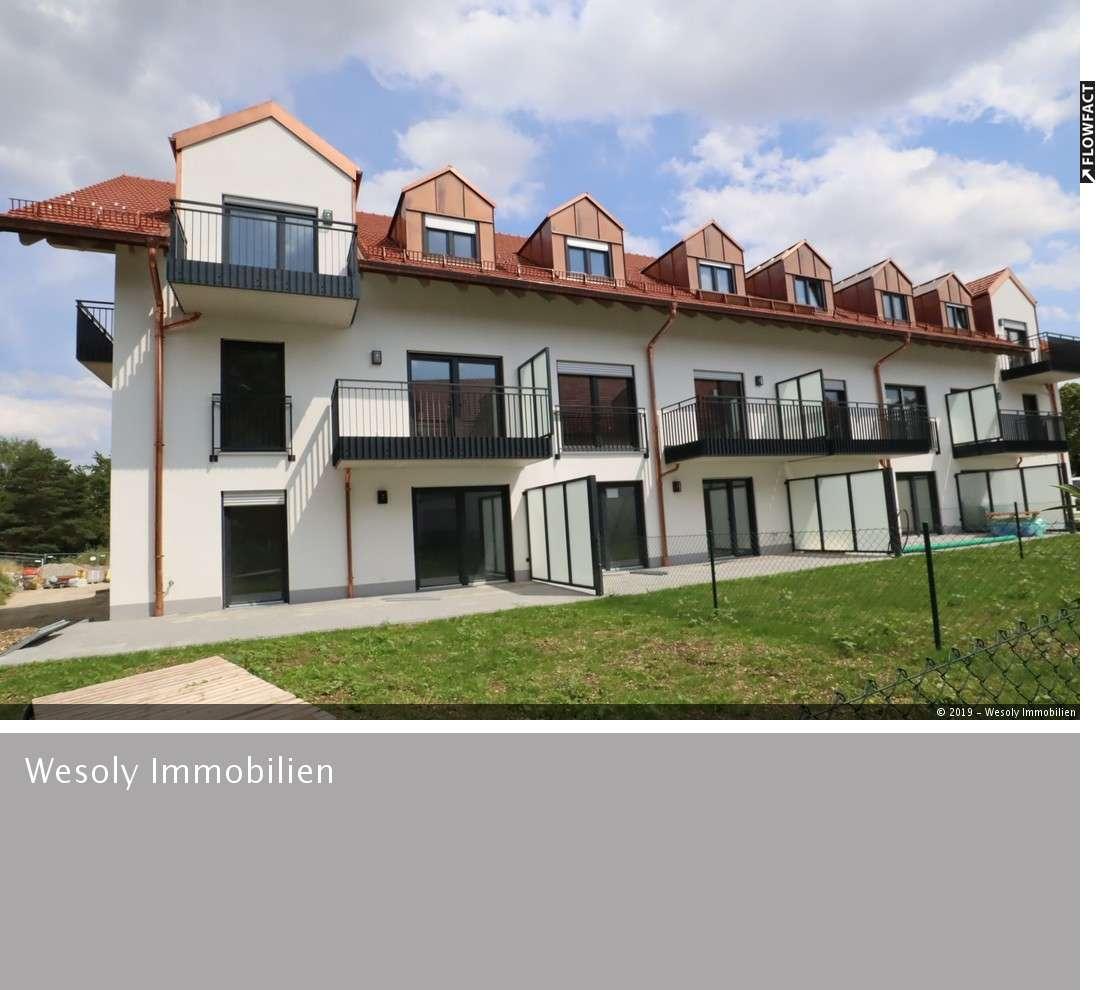 ERSTBEZUG - Haus im Haus - Wohnen auf 2 Etagen - sensationelle 3-Zimmerwohnung