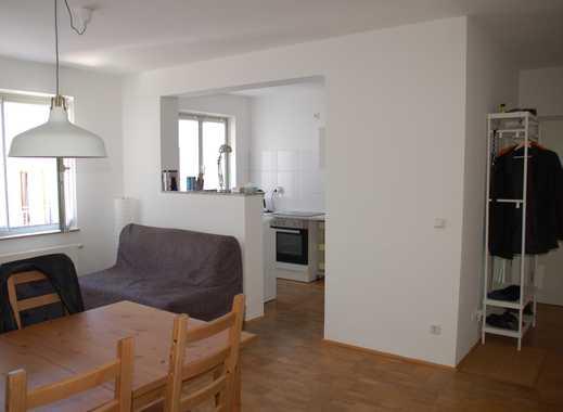 3 Zimmer und eine offene Wohnküche - Citywohnung mit Balkon!