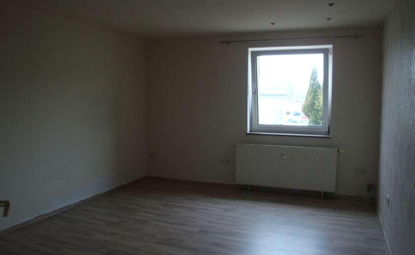 leerstehende Wohnung