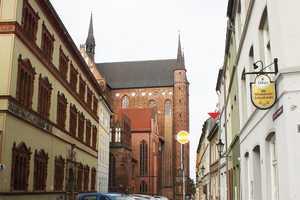 6 Zimmer Wohnung in Wismar