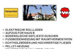 2.5 Zimmer Wohnung in Pfaffenhofen an der Ilm (Kreis)