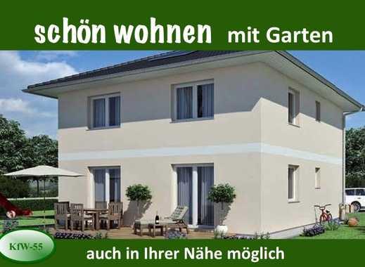 tolles wohnen über 2 Etagen und Garten