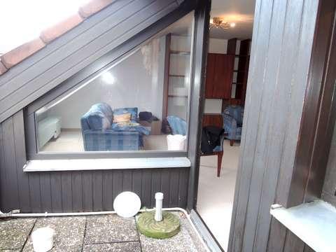 S O F O R T Freie 62 Qm 2 Zimmer Wohnung Herrlicher Dach