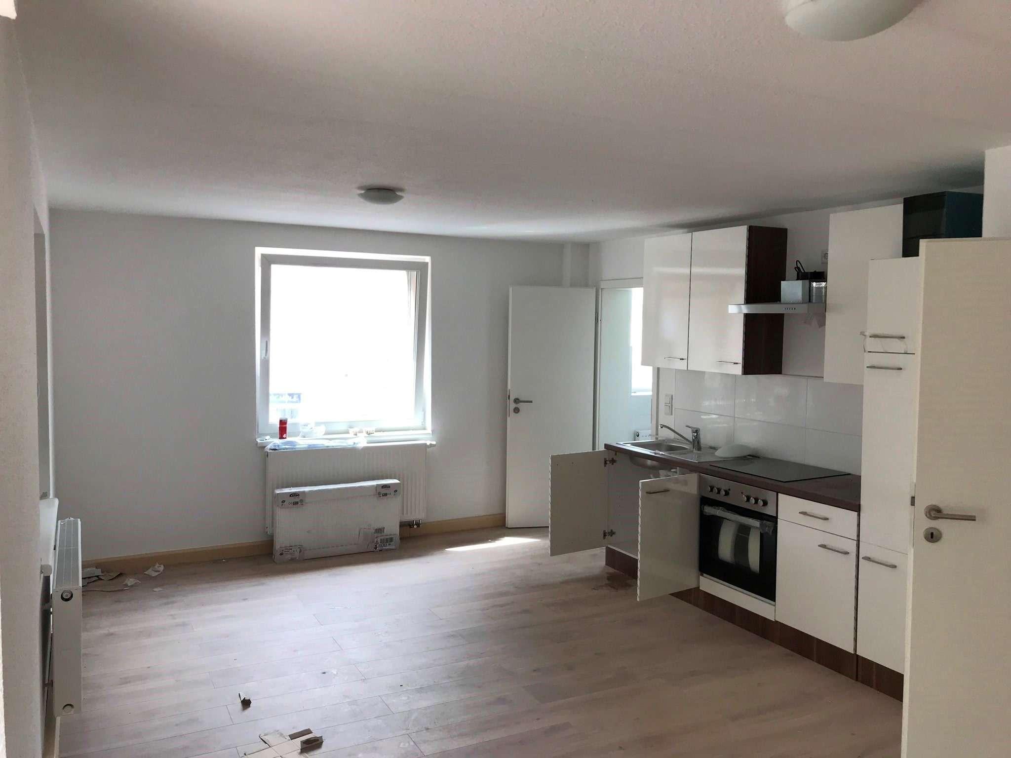Sanierte 1,5 Zimmer-Wohnung mit modernem Badezimmer  in