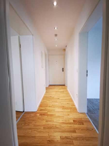 sanierte 3 Zimmer Wohnung im EG ab sofort zu vermieten in Coburg-Zentrum (Coburg)