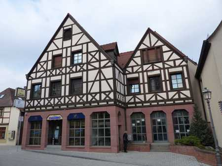 Großzügige, luxuriöse, ruhige und große Dachwohnung im Zentrum des mittelalterlichen Herzogen in Herzogenaurach