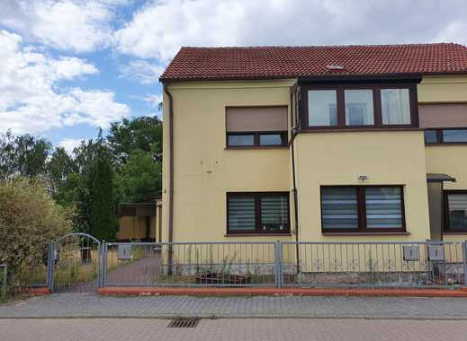 Sanierte 3-Zimmer-Wohnung mit Garten in Groß Lindow