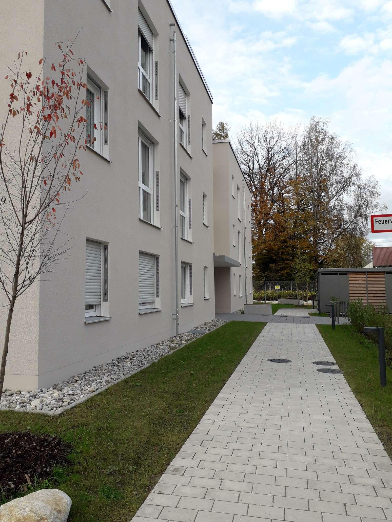 Schöne großzügige Wohnungen in Neusäß - Nähe Uniklinik in Neusäß