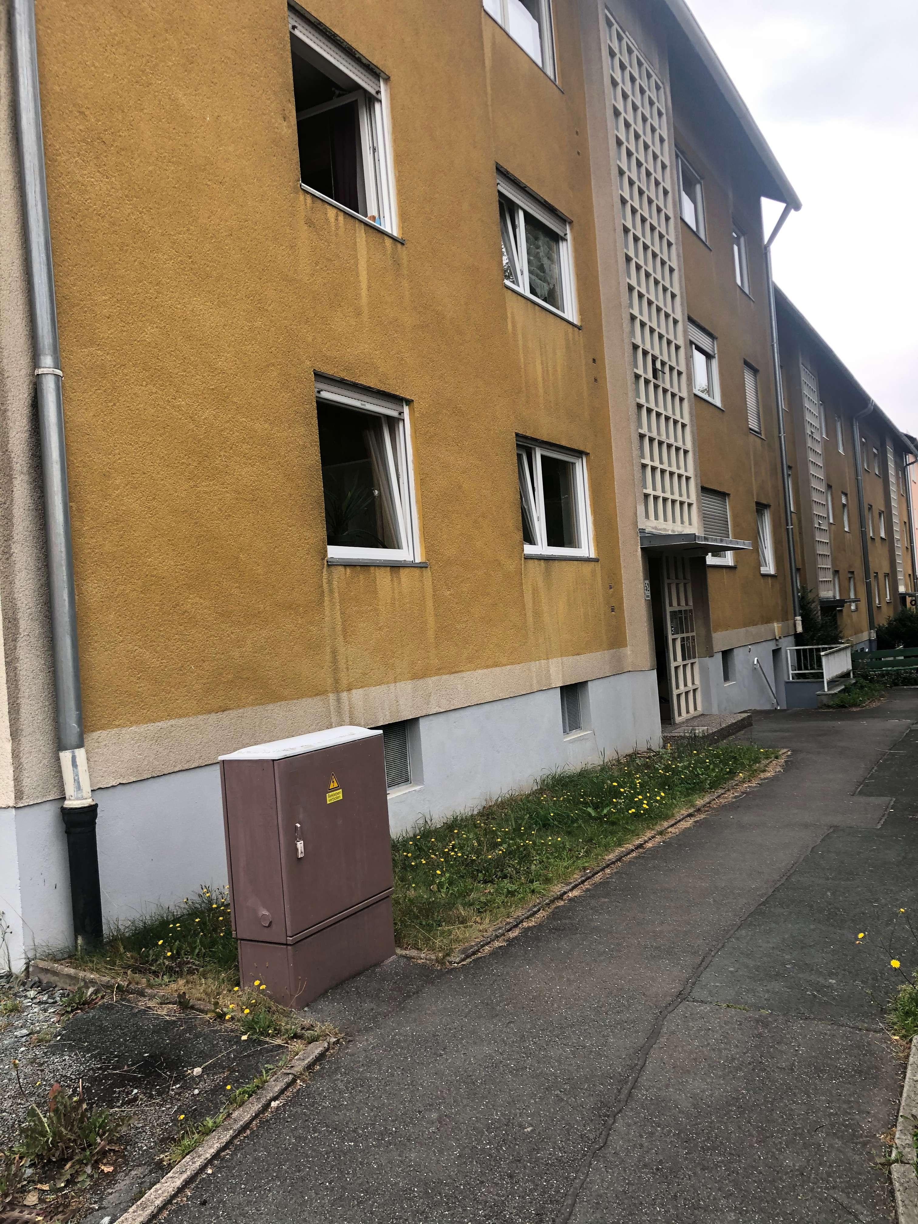 Schöne 3-Zimmer-Wohnung im 2. OG zur Miete in Hof in